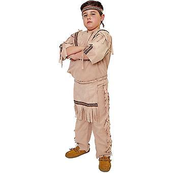 Indian Man Child Costume