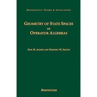 Géométrie des espaces États d'algèbres par Alfsen & Erik M.