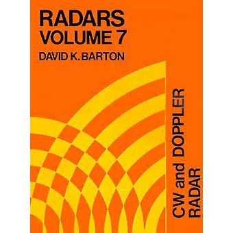 Radar Cw och Doppler Radar av Barton & David K.