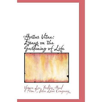 Hortus الذاتية المقالات في الحدائق العامة للحياة عن طريق لي آند فيرنون
