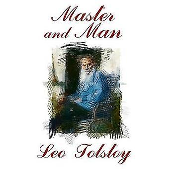 Mestre e homem por Tolstoi & Leo