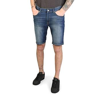 Rifle Men Blue Short -- 5304046832