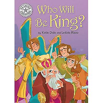 Reading Champion: Who Will be King?: Independent Reading White 10 (Reading Champion)