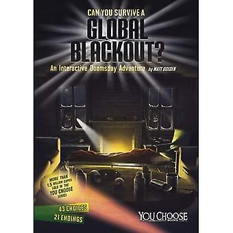 Can You Survive a Global Blackout?: An Interactive Doomsday Adventure (You Choose: Doomsday)