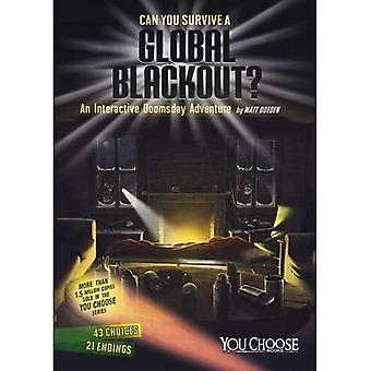 Kan du overleve en Global Blackout?: en interaktiv Doomsday eventyr (du vælger: Dommedag)