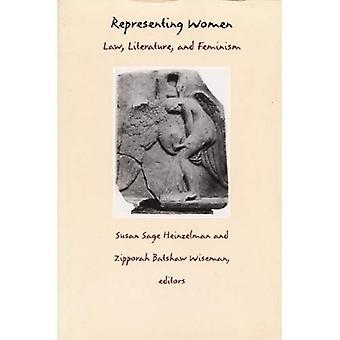 Representando as mulheres: direito, literatura e feminismo (intervenções pós-contemporâneas)