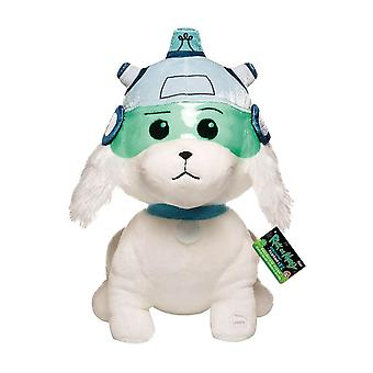 Rick y Morty Galactic Snowball plushie 12