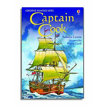 Captain Cook by Rebecca Levene - 9780746064252 Book