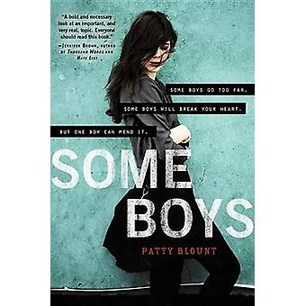 Some Boys by Patty Blount - 9781402298561 Book