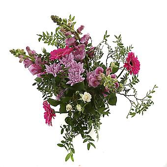 Bunch of Flowers Flavour, pink | Height: 55 cm