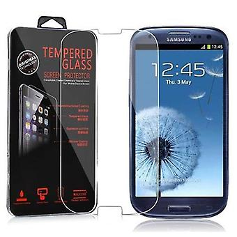 Cadorabo Tank Foil for Samsung Galaxy S3 / S3 NEO - Protective Film in CRYSTAL KLAR - Tempered Display Protective Glass in 9H Hardness with 3D Touch Compatibility