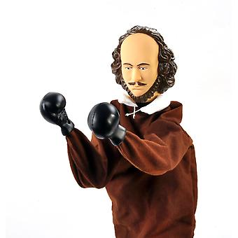 Hand Puppet - Archie McPhee - Shakespeare Punching New 12549