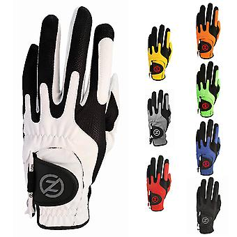 Zero Friction Mens 2019 Synth Left Hand Compression Golf Glove