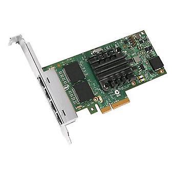 Lenovo I350-T4 scheda di Rete 4 Porte LAN RJ-45 10/100/1000 Mbps interfaccia PCI Express
