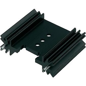 Pin heat sink 7 C/W (L x W x H) 38.5 x 45 x 12.7 mm TO 220, TO 218, TO 3P CTX Thermal Solutions CTX/409/38 + PIN