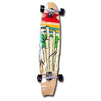 Import Wood Skateboard Long Board (Outdoor , On Wheels , Skateboards)