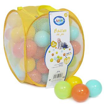 Ludi Bag Assorted Colors Balls (Bebe , Giocattoli , Altri)