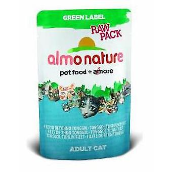 Almo Nature Patee - Filet De Thon (Chats , Nourriture , Pate)