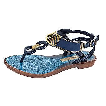 Grendha Exotic Sandal Womens Sandals - Blue