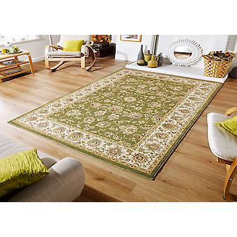 Kendra KENDRA 3330 G Green  Rectangle Rugs Traditional Rugs