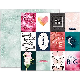 Moonstruck Double-Sided Cardstock 12