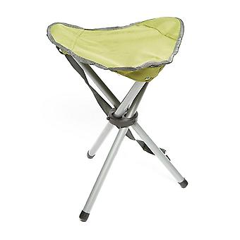New Eurohike Tripod Stool Camping Furniture Green