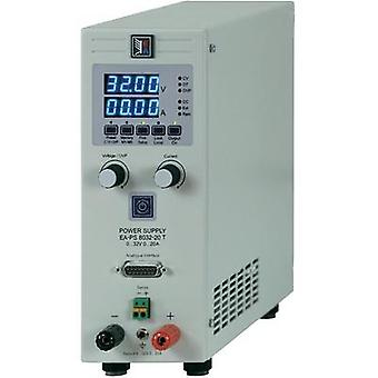 Bench PSU (adjustable voltage) EA Elektro-Automatik EA-PS 8032-20 T 0 - 32 Vdc 0 - 20 A 640 W Interface (optional) No.