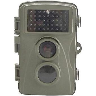 Wildlife camera Berger & Schröter 31647 8 MPix Black LEDs Brown
