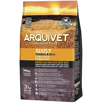 Arquivet Adult Chicken & Rice (Dogs , Dog Food , Dry Food)