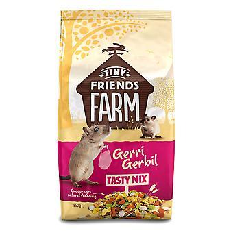 Supreme Tiny Friends Farm Gerri Gerbil Tasty Mix 850g (Pack of 6)