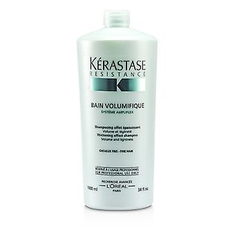 Kerastase Resistance Bain Volumifique Thickening Effect Shampoo (For Fine Hair) 1000ml/34oz