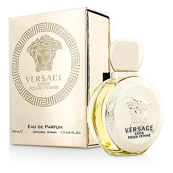 Versace Eros Eau De Parfum Spray 50ml/1,7 oz