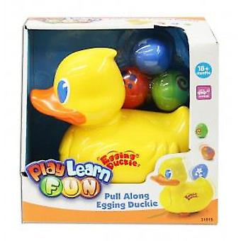 Import Drag Duck (Toys , Preschool , Babies , Push And Pull Toys)