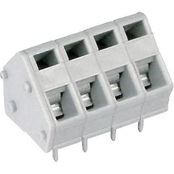Spring-loaded terminal 4.00 mm² Number of pins 8 MPX110-50008 DECA Grey 1 pc(s)