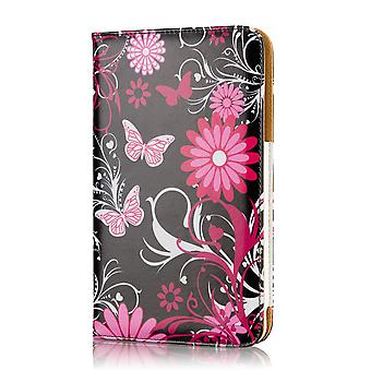 Design book case for Tesco Hudl 2 - Gerbera