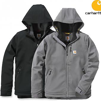 Carhartt jacket Crowley soft shell hooded
