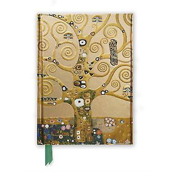 Klimt Tree of Life (Foiled Journal) (Flame Tree Notebooks) (Hardcover)
