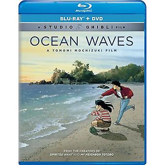 Ocean Waves [Blu-ray] USA import