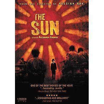 Sun [DVD] USA import