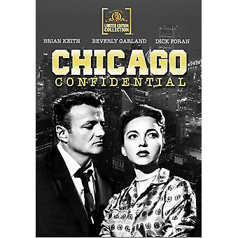 Importer des USA Chicago confidentiels [DVD]