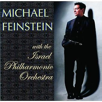 Michael Feinstein - Michael Feinstein med Israel Philharmonic Orchestra [CD] USA import