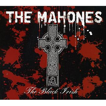 Mahones - sort irske [CD] USA importerer