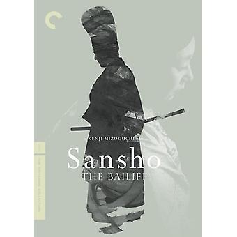 Sansho stämningsmannen [DVD] USA import