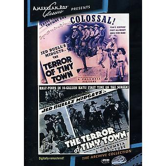 Terror af meget lille by (1938) [DVD] USA import