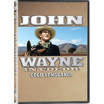 John Wayne - kold hævn [DVD] USA import