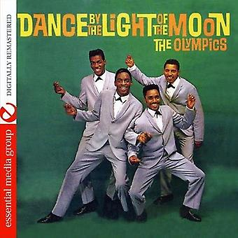 Olympics - Dance by the Light of the Moon [CD] USA import