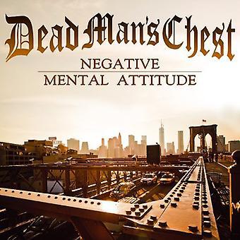 Dead Man's Chest - Negative mentale indstilling [CD] USA import