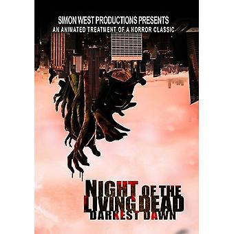 Night of the Living Dead: Darkest Dawn [DVD] USA import