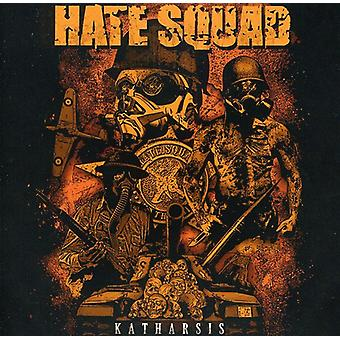 Hate Squad - Katharsis [CD] USA import