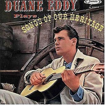 Duane Eddy - Songs of Our Heritage [CD] USA import
